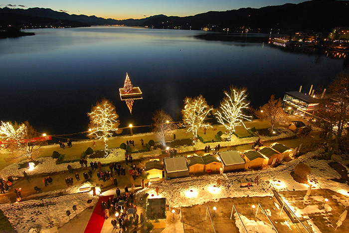 Advent am Wörthersee